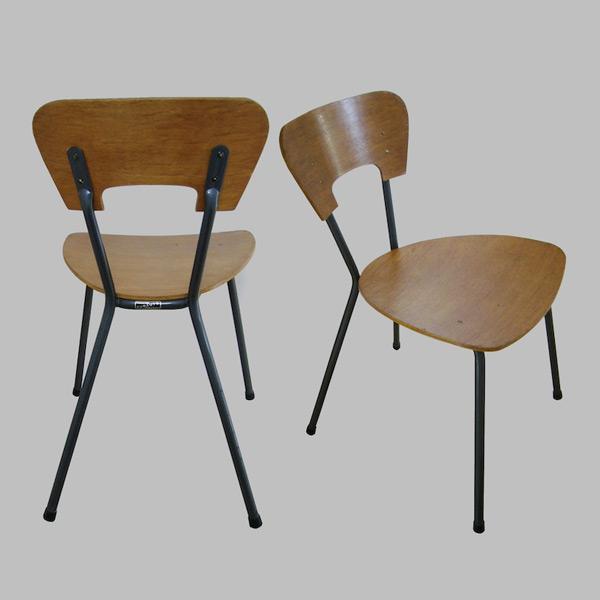Jacques Hitier Libellule Chair | Jacques Hitier Chaise Libellule | Chair 1950s
