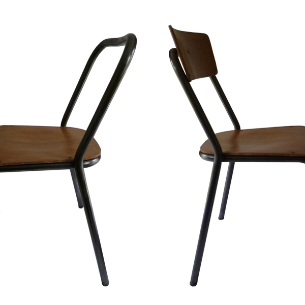 Jacques Hitier NDS Chair | Chaise NDS de Jacques Hitier | Chair 1950s