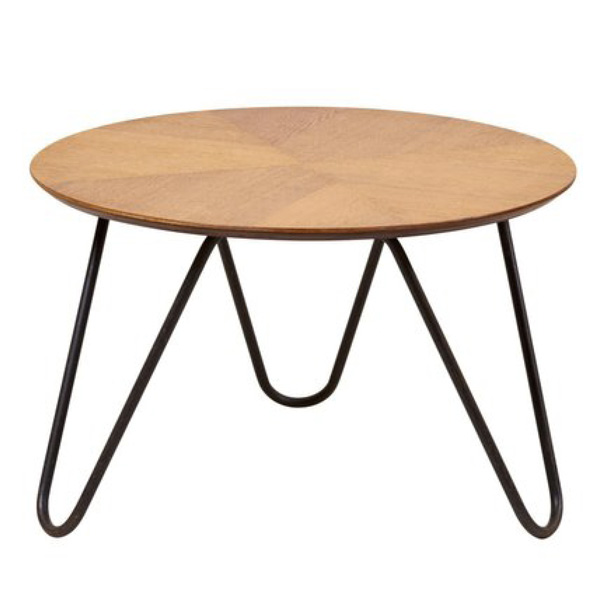 Jacques Hitier low coffee table No. 34 | Table basse Tubauto n 34 de Jacques Hitier | Table 1950s