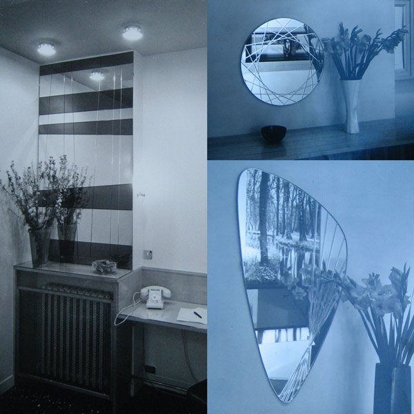 Jacques Hitier Mirrors
